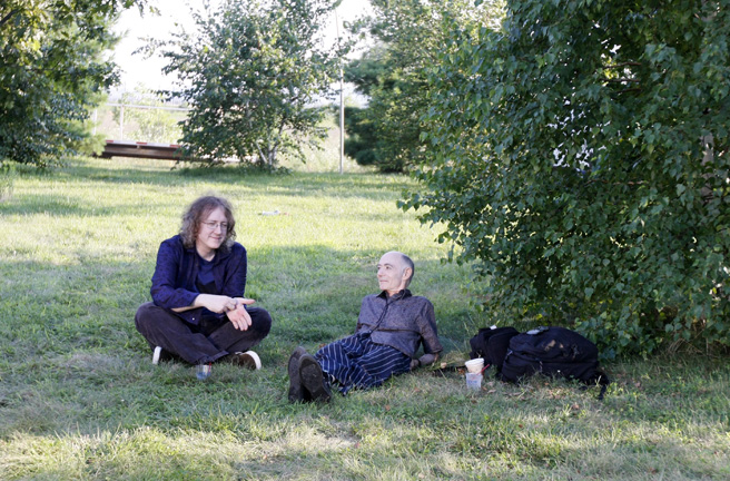 BP Fallon and Kevin Shields