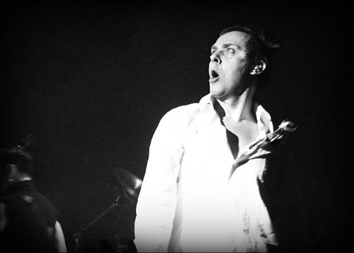 premium selection df36d 1589e PEEP SHOW: Bauhaus' Peter Murphy Helps Nine Inch Nails Cover ...