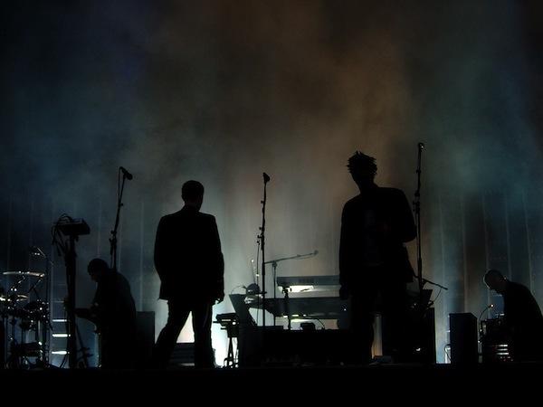Massive Attack live