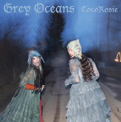 The Salem-like LP sleeve