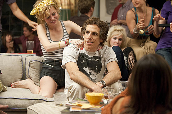 When did Ben Stiller get so creepy?