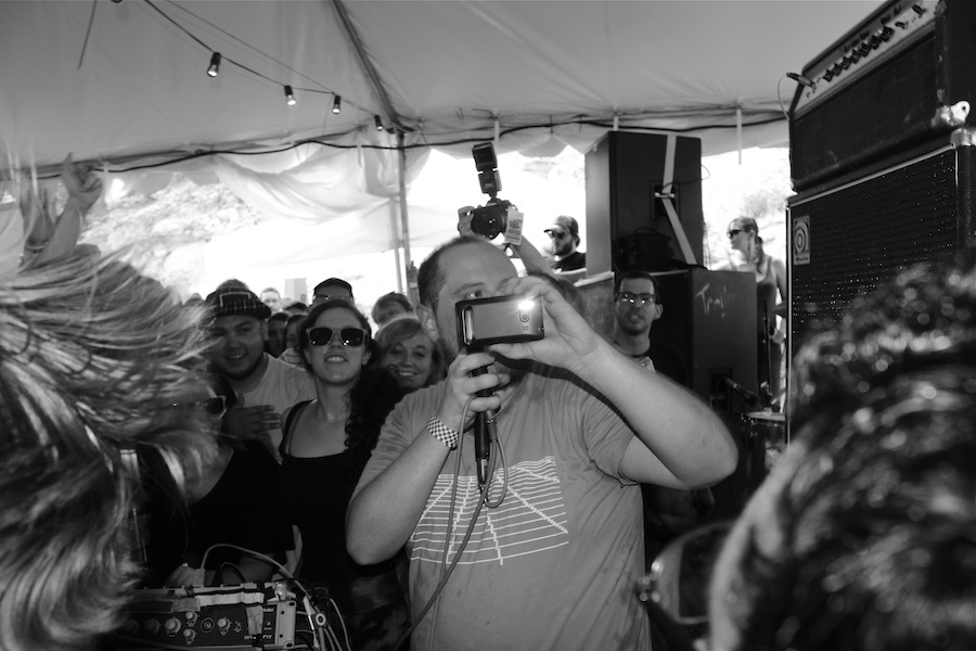 Dan Deacon - Live At SXSW 2012