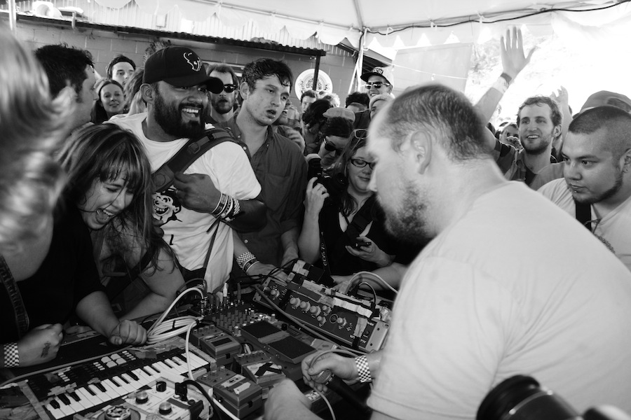 Dan Deacon - Live At SXSW 2012