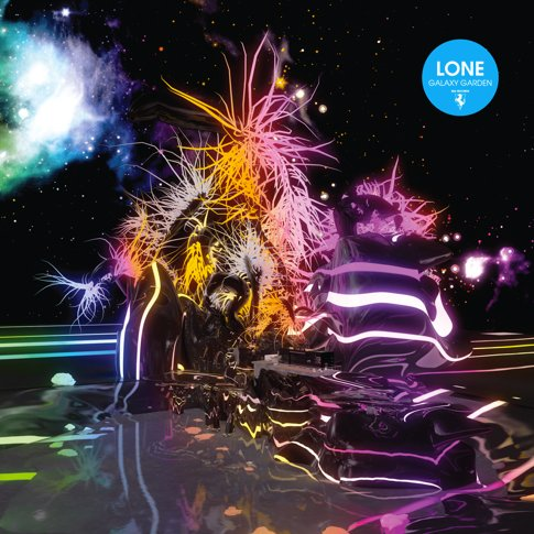 Lone's 'Galaxy Garden' cover