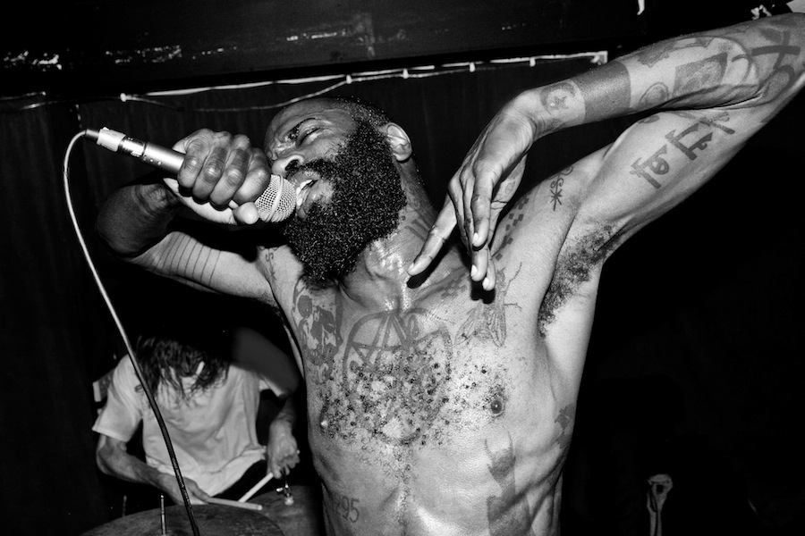 Death Grips (Photo: Jonny Magowan)