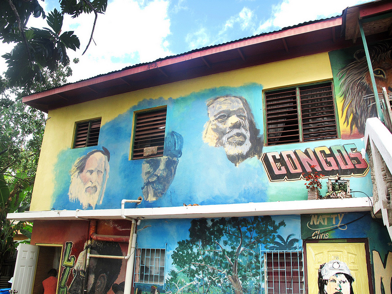 The Congos compound