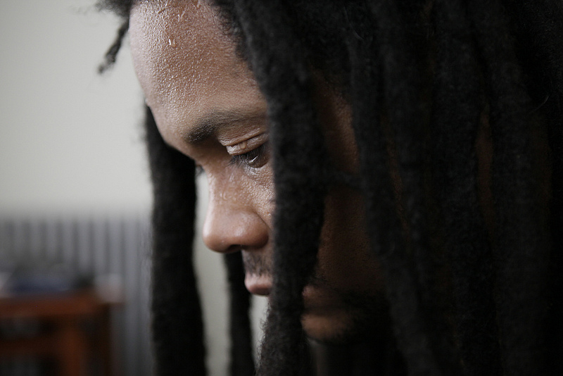 Hieroglyphic Being (Photo: Beth Rooney)