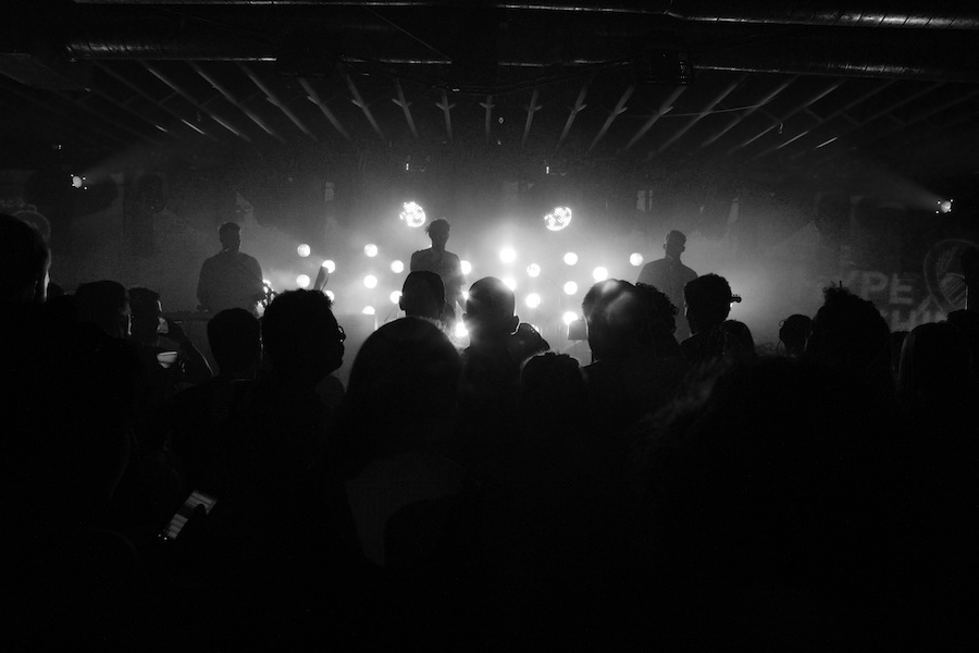 Korallreven - Live @ SXSW