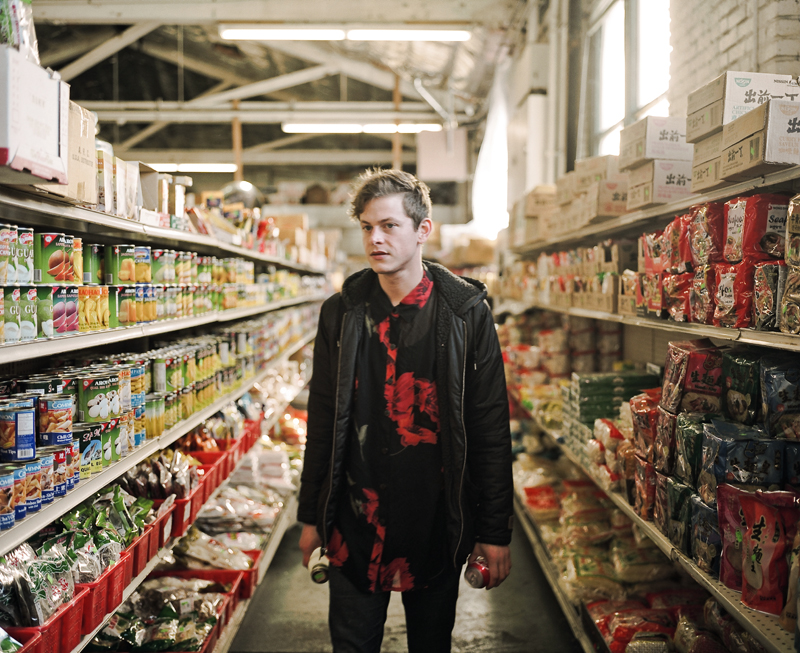 Perfume Genius (Photo: Kyle Johnson)