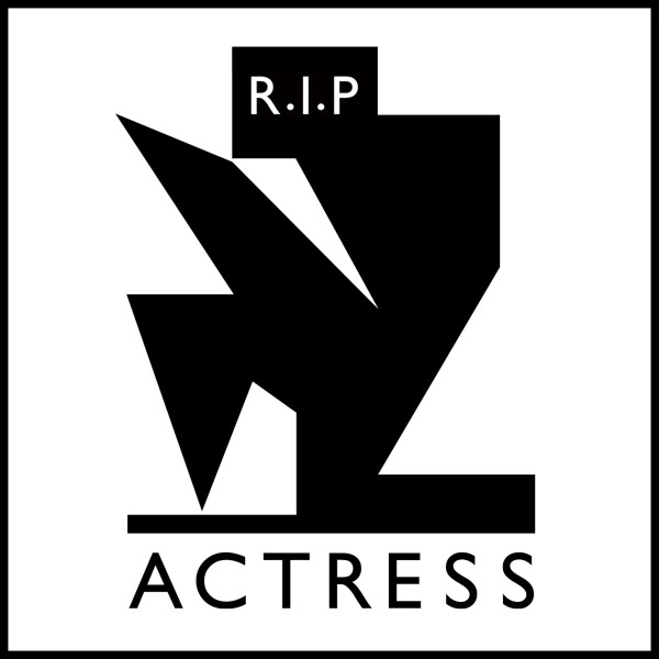 Actress 'R.I.P.' cover art