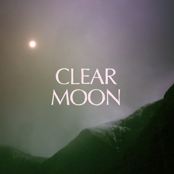 Mount Eerie - 'Clear Moon' cover art