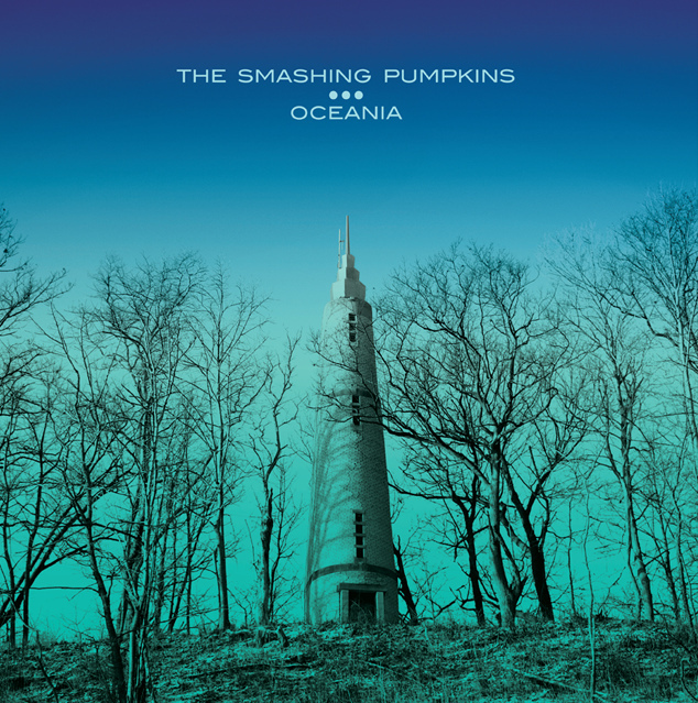 Smashing Pumpkins - 'Oceania' cover art