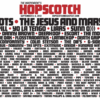 Hopscotch Music Festival 2012 flyer