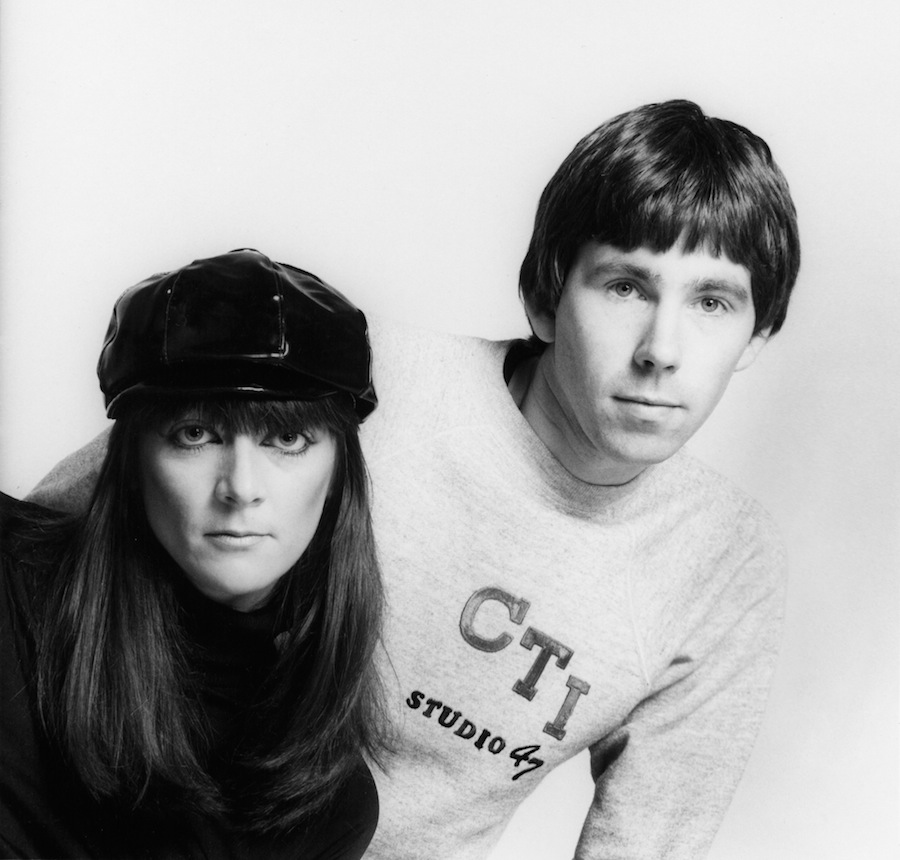 Chris & Cosey in 1984