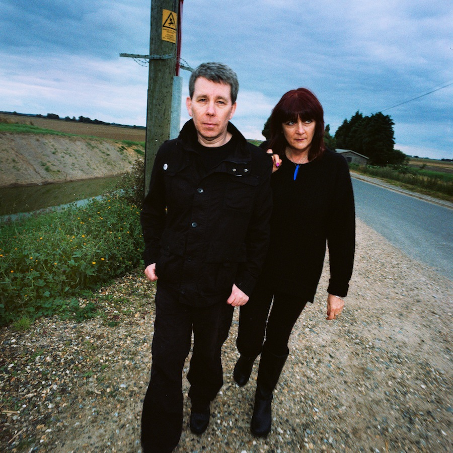 Chris & Cosey in 2011 (Photo: Jon Baker)