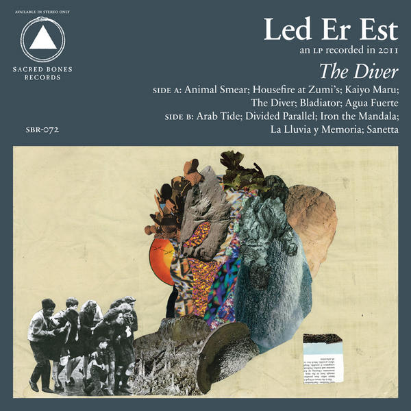 Led Er Est - 'The Diver' Cover