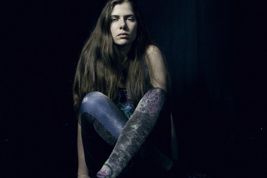 Laurel Halo (Photo: Timothy Saccenti)