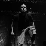 Meshuggah singer Jens Kidman