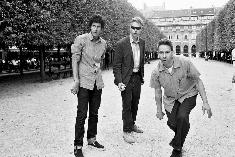 A recent Beastie Boys promo shot (Photo: Phil Andelman)