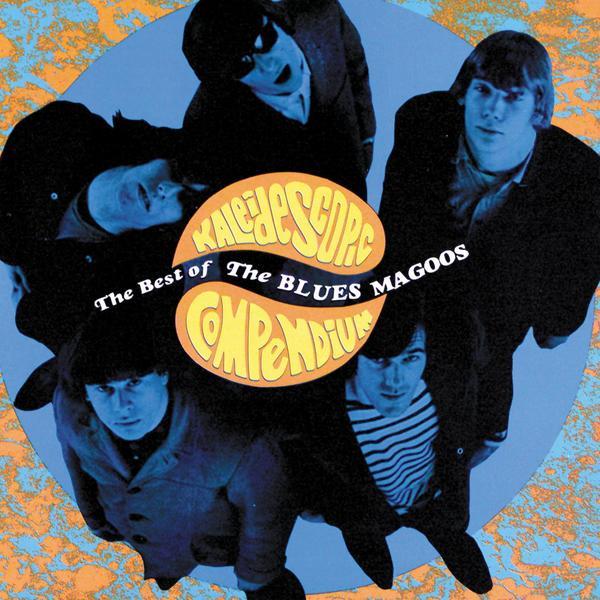 Blues Magoos - 'Kaleidescopic Compendium' cover