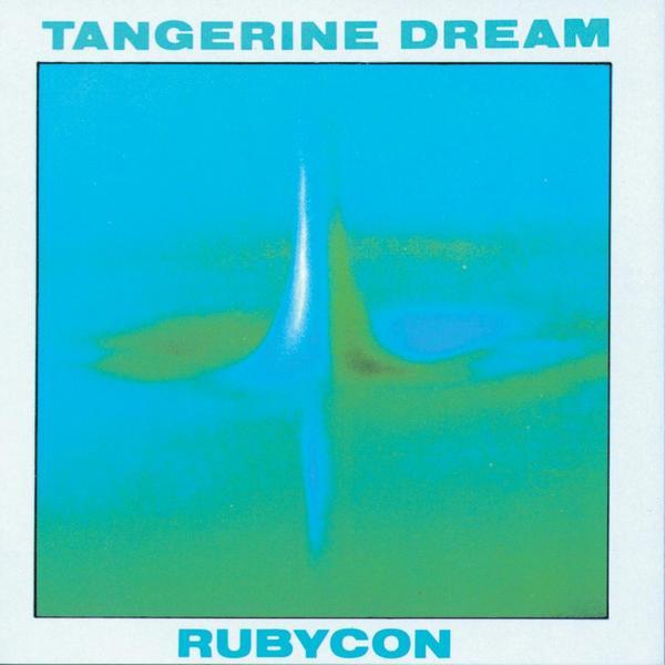 Tangerine Dream - 'Rubycon' Cover