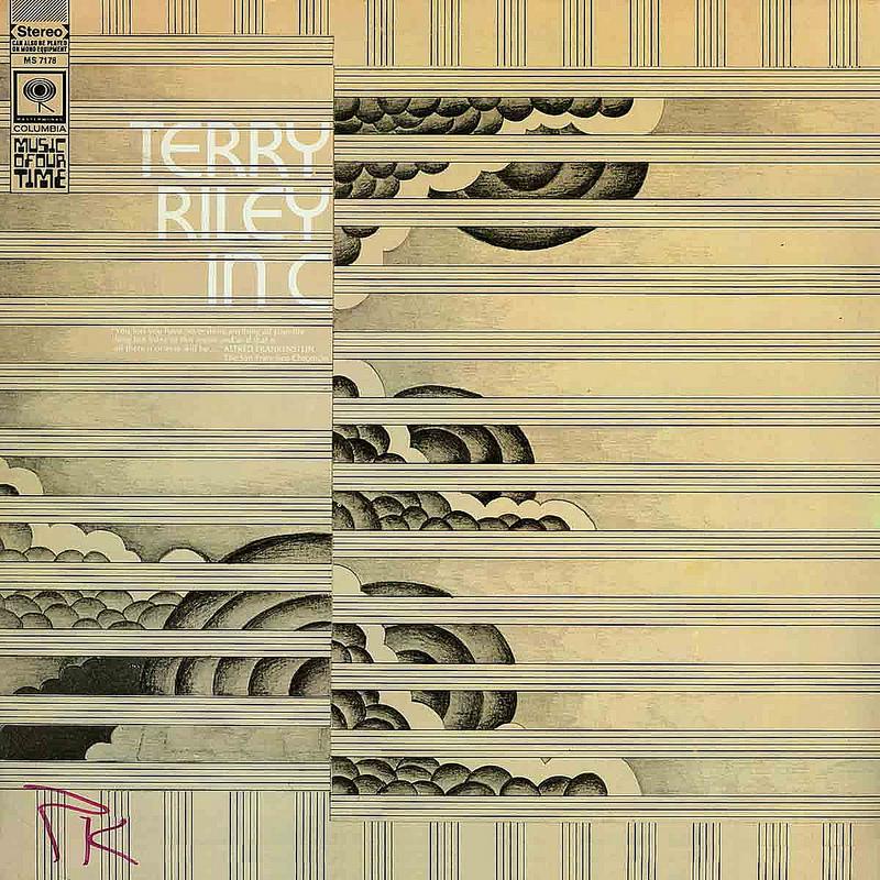 Terry Riley In C album cover