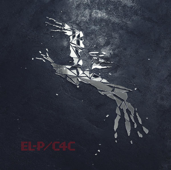 El-P - 'Cancer 4 Cure' cover