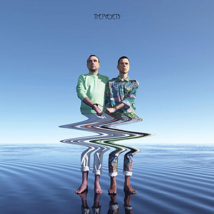 The Presets - 'Pacifica' album cover