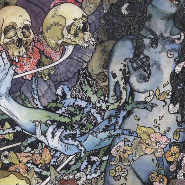 Pig Destroyer - 'Phantom Limb' album cover
