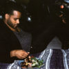 A picnic with Twin Shadow