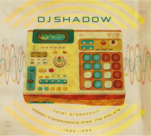 DJ Shadow - 'Total Breakdown' cover art