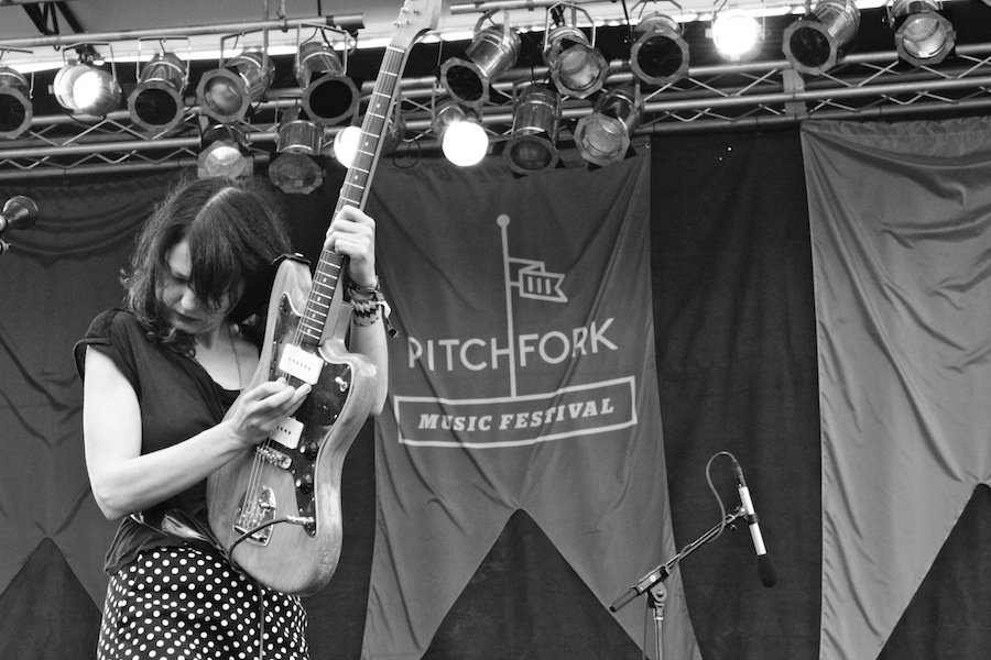 Wild Flag @ Pitchfork Music Festival