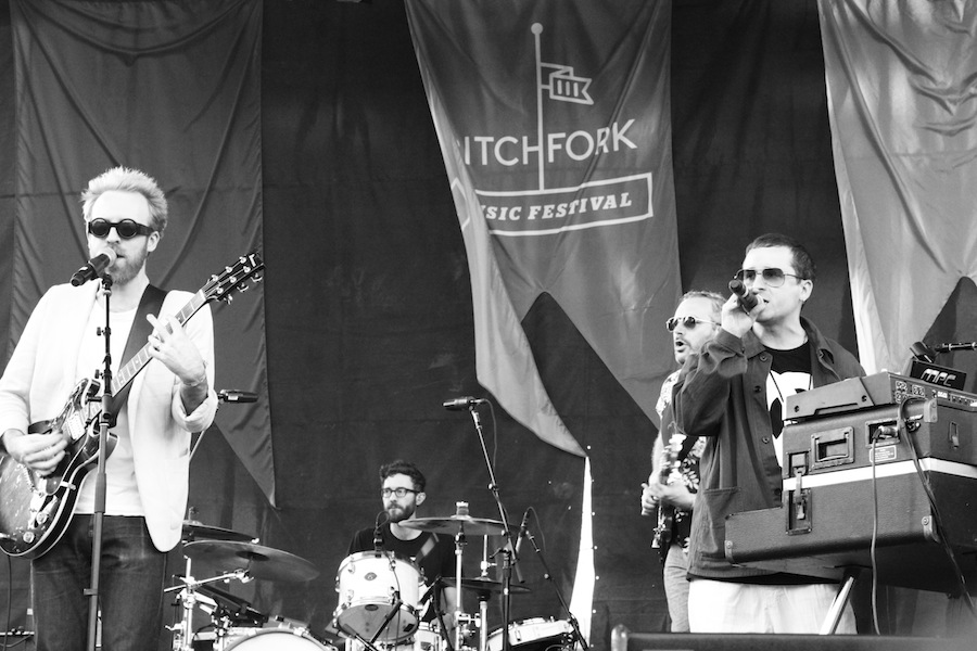Hot Chip @ Pitchfork Music Festival