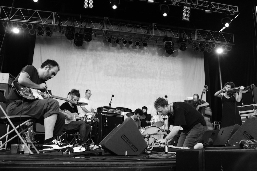 Godspeed You! Black Emperor @ Pitchfork Music Festival