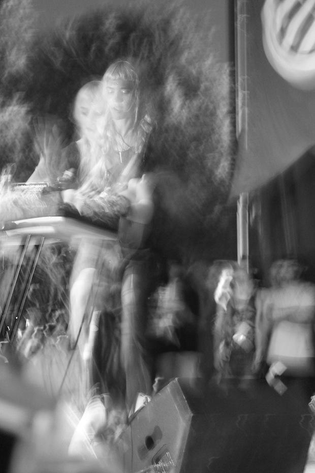 Grimes @ Pitchfork Music Festival