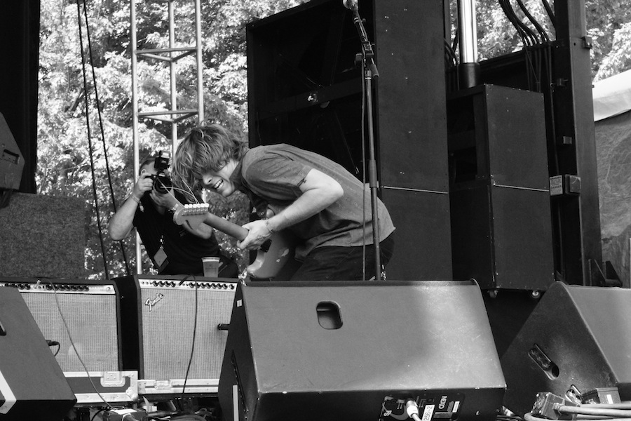 Ty Segall live at Pitchfork Music Festival