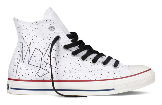 Converse's idea of an M83 shoe