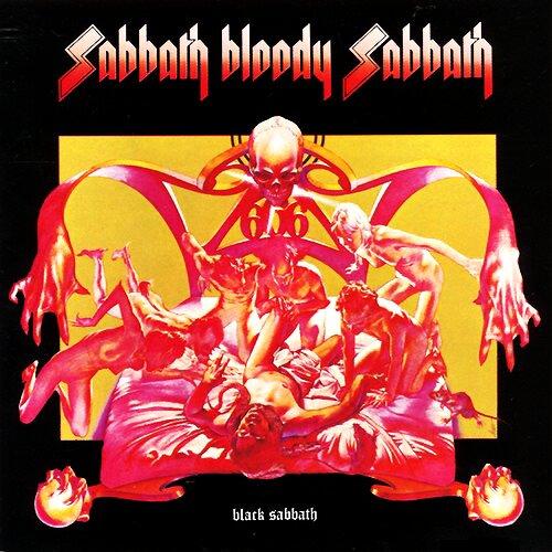 Black Sabbath - 'Sabbath Bloody Sabbath'