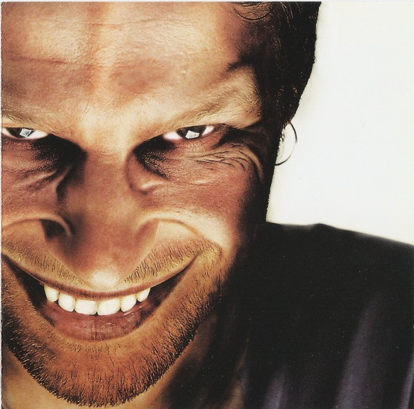 Aphex Twin - 'Richard D. James Album' cover
