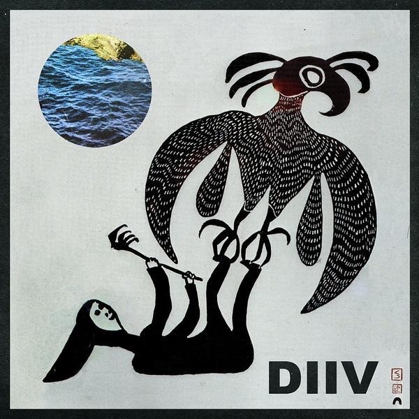DIIV - 'Oshin' album cover