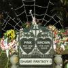 Pink & Brown - 'Shame Fantasy II' album cover
