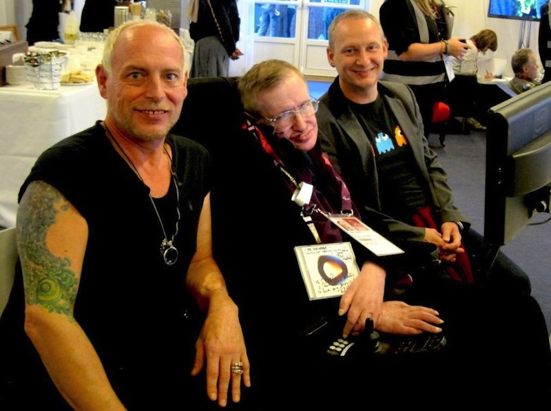 Orbital and Stephen Hawking