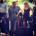 Kendrick Lamar and Lady Gaga @ Pitchfork Music Festival