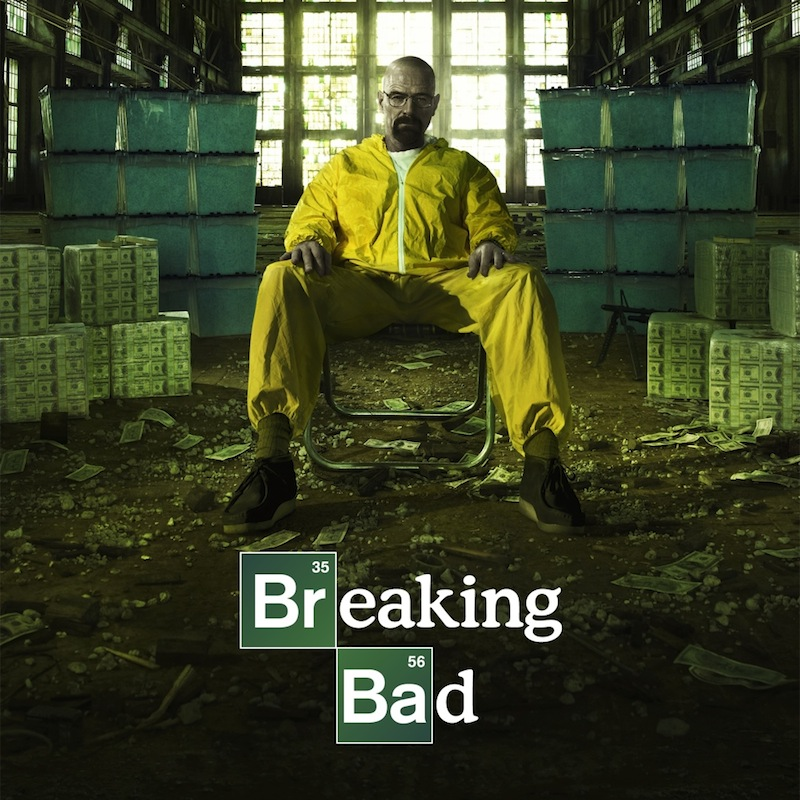 'Breaking Bad' - Season 5 Poster