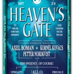 Heaven's Gate flyer