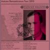 Vatican Shadow tour flyer