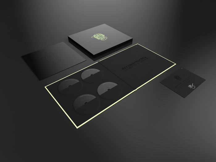 DJ Shadow - 'Reconstructed' Box Set