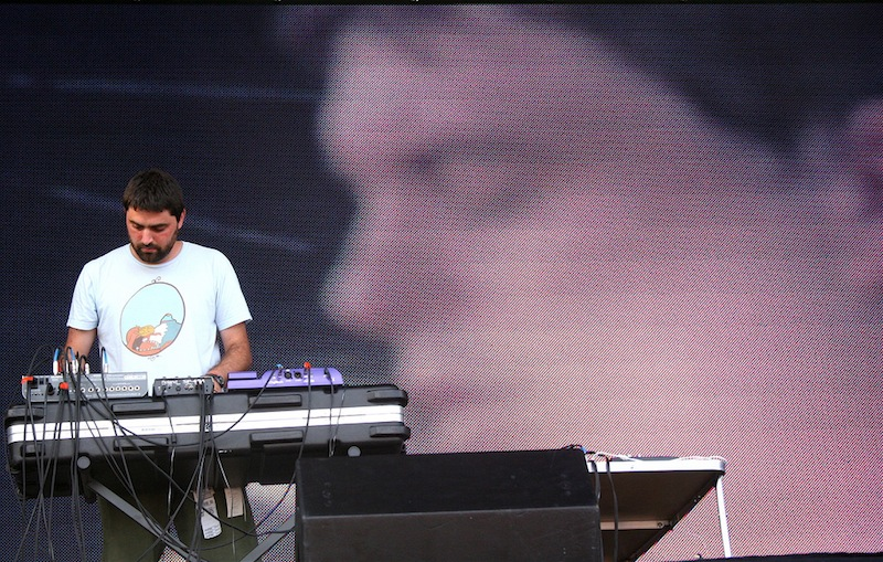 Animal Collective live @ All Points West (Photo: Andrew Parks)