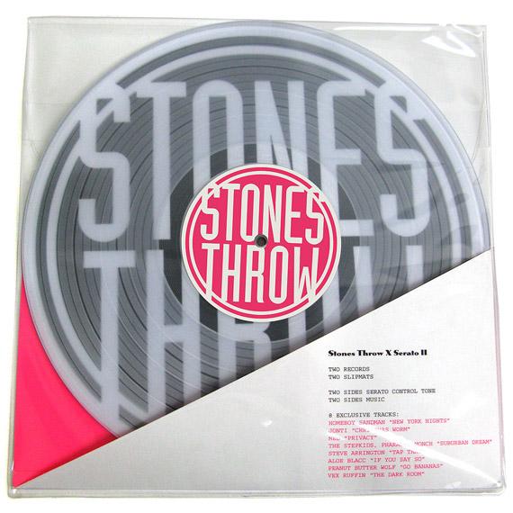 Stones Throw X Serato II