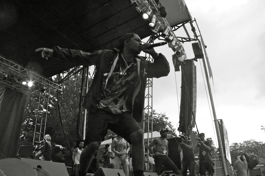 A$AP Rocky @ Pitchfork Music Festival